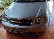 Bán xe cũ Daewoo Lacetti EX 1.6 MT đời 2008, màu bạc giá 195 triệu tại Phú Thọ