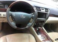 Cần bán gấp Lexus LS 460L năm 2007, màu đen, nhập khẩu nguyên chiếc đã đi 160.000 km giá 1 tỷ 60 tr tại Hà Nội