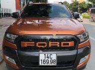 Bán Ford Ranger Wildtrak 3.2L 4x4 AT 2016, màu nâu, nhập khẩu  giá 785 triệu tại Hà Nội