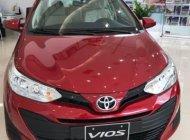 Bán ô tô Toyota Vios năm sản xuất 2018, màu đỏ, 531 triệu giá 531 triệu tại Tp.HCM