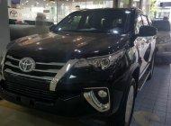Cần bán Toyota Fortuner 2.8V 4x4 AT sản xuất năm 2018, màu đen  giá 1 tỷ 354 tr tại Hà Nội