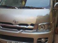 Cần bán xe Toyota Hiace 2.7 năm sản xuất 2005, màu bạc xe gia đình giá 230 triệu tại Hà Nội