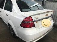 Cần bán Chevrolet Aveo đời 2011, màu trắng, số sàn giá 270 triệu tại Tp.HCM