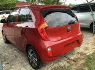 Bán Kia Morning đời 2014, xe đẹp, chất lượng như mới, màu đỏ giá 222 triệu tại Đà Nẵng