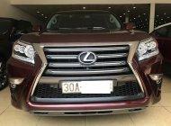 Bán Lexus GX460 Luxury, xe sản xuất 2015, đăng ký 2015 chính chủ từ đầu, màu đỏ mận giá 4 tỷ 280 tr tại Hà Nội