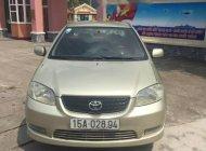 Bán Toyota Vios sản xuất năm 2005, màu vàng như mới  giá Giá thỏa thuận tại Hải Phòng
