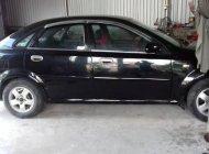 Cần bán Chevrolet Lacetti sản xuất năm 2005, màu đen giá 135 triệu tại Hải Phòng