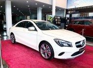 Xe Mercedes CLA200 đời 2017, màu trắng giá 1 tỷ 429 tr tại Hà Nội
