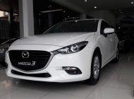 Bán Mazda 3 HB màu trắng, xe mới, đẹp, giá hấp dẫn chỉ cần 230 triệu, đưa ngay xe về. Xe sản xuất 2018 giá 689 triệu tại Hà Nội