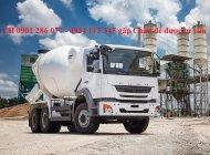 Xe Bồn Trộn Fuso FJ Mixer 2528C RMC (7 Khối)/giá tốt/trả góp /lãi suất thấp/thủ tục đơn giản giá 1 tỷ 780 tr tại Kiên Giang