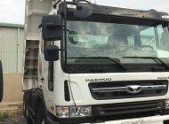 Bán xe ben Daewoo 3 chân, 15 tấn, 10 khối giá 1 tỷ 678 tr tại Tp.HCM