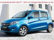 Bán xe du lịch 5 chỗ Suzuki Celerio 2018, nhập khẩu, giá hợp lý, trả góp 70%, thủ tục đơn giản giá 359 triệu tại Kiên Giang