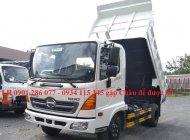 Bán xe ben Hino 5,5 tấn FC9JESW, giá hợp lý, trả góp 70% giá 930 triệu tại Kiên Giang