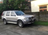 Bán Ford Everest 2.6L 4x2 MT năm 2006, màu bạc chính chủ giá 218 triệu tại Hà Tĩnh