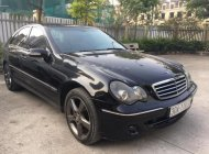 Bán Mercedes C280, màu đen, số tự động, đời 2005, đăng kí lần đầu 2007 giá 246 triệu tại Hà Nội