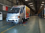 Bán xe tải Jac 2018 cabin Hyundai 1T25, hỗ trợ trả góp 90% giá 300 triệu tại Cà Mau