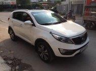 Bán ô tô Kia Sportage 2.0AT Limited năm 2011, màu trắng, nhập khẩu nguyên chiếc  giá 575 triệu tại Hà Nội