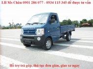 Xe Tải DongBen 870 Kg Thùng Lững/mẫu mã đẹp/ giá siêu rẻ/ trả góp lãi suất thấp/vay đen 70% giá 160 triệu tại Kiên Giang