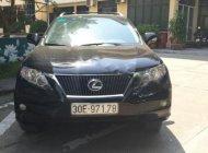 Cần bán Lexus RX 350 2009, màu đen, xe nhập chính chủ giá 1 tỷ 490 tr tại Hà Nội