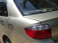 Cần bán Toyota Vios E 2003, màu vàng chính chủ giá 190 triệu tại Phú Thọ