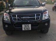 Cần bán gấp Isuzu Dmax LS 3.0 4x4 MT đời 2009, màu đen, 200tr giá 200 triệu tại Hà Nội