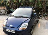 Cần bán gấp Chevrolet Matiz đời 2008, màu xanh lam giá 105 triệu tại Bình Dương