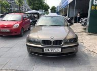 Bán BMW 3 Series 325i đời 2005, màu nâu, nhập khẩu nguyên chiếc số tự động giá cạnh tranh giá 260 triệu tại Hà Nội
