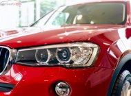 Cần bán xe BMW X3 xDrive20i năm 2017, màu đỏ  giá 1 tỷ 999 tr tại Tp.HCM