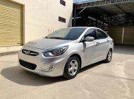 Cần bán xe Hyundai Accent VVT năm 2010, màu bạc, 325 triệu giá 325 triệu tại Thanh Hóa