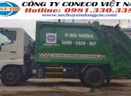 Xe ép rác 9 khối FC (giao xe ngay) giá 900 triệu tại Tp.HCM