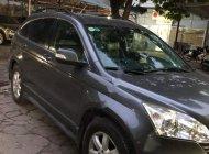 Ít sử dụng nên bán lại xe Honda CR V 2.4 AT đời 2009, màu xám giá 540 triệu tại Hà Nội