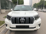 Bán Toyota Prado năm 2018 màu trắng, nhập khẩu nguyên chiếc, giao ngay, LH 0985102300 giá 2 tỷ 348 tr tại Hà Nội