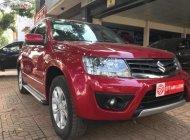 Bán Suzuki Grand vitara 2.0 AT đời 2014, màu đỏ, nhập khẩu giá 590 triệu tại Đắk Lắk