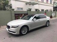 Cần bán xe BMW 750Li 2010 màu trắng nhập Đức, xe nữ chạy kĩ giá 1 tỷ 480 tr tại Tp.HCM
