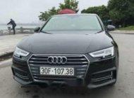 Cần bán gấp Audi A4 đời 2016, màu đen, nhập khẩu nguyên chiếc như mới giá 1 tỷ 620 tr tại Hà Nội