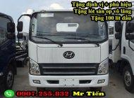 Bán xe tải Hyundai 7 tấn, thùng 6,2 mét, bán trả góp, lh: 0907255832 đặt xe giá tốt giá 610 triệu tại Bình Phước