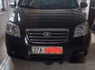 Bán Daewoo Gentra đời 2011, màu đen, xe đẹp giá 245 triệu tại Hà Tĩnh