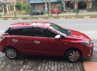 Bán Toyota Yaris sản xuất năm 2016, màu đỏ  giá 585 triệu tại Thái Nguyên