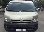 Cần bán Toyota Hiace sản xuất năm 2009 giá cạnh tranh giá 290 triệu tại Tp.HCM