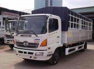 xe tải Hino FC 6,4 tấn đời 2017 , màu trắng  giá 790 triệu tại Tp.HCM