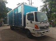 Bán xe Hino 6,4 tấn FC9JNTA Euro 4 thùng dài 7,3m, cao 2,5m. Khuyến mãi 100% lệ phí trước bạ + 1000 lít dầu Euro 4 giá 860 triệu tại Hà Nội