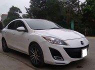 Cần bán xe Mazda 3 1.6AT 2010, màu trắng, nhập khẩu nguyên chiếc số tự động giá 405 triệu tại Thanh Hóa