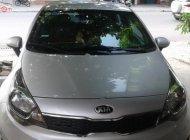Cần bán Kia Rio năm 2016, màu bạc, xe gần như nguyên bản giá 399 triệu tại Thanh Hóa