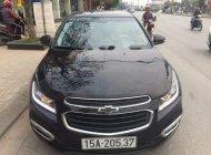 Bán Chevrolet Cruze năm 2016, màu đen chính chủ giá cạnh tranh giá 435 triệu tại Hà Nội