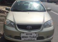 Bán gấp Toyota Vios đời 2005 màu vàng Cát, zin đẹp giá 255 triệu tại Bình Dương