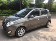 Cần bán Kia Morning Sport đời 2012, màu bạc xe gia đình giá 182 triệu tại Hà Nội