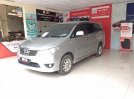 Bán xe Innova G số tự động sản xuất 2012 màu bạc  giá 590 triệu tại Tp.HCM