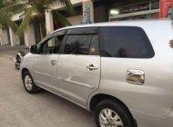 Cần bán lại xe Toyota Innova đời 2012, màu bạc, 430tr giá 430 triệu tại Quảng Ninh