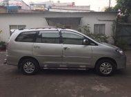 Cần bán xe Toyota Innova G đời 2011, màu bạc chính chủ, giá 460tr giá 460 triệu tại Tp.HCM