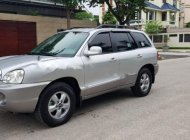 Cần bán Hyundai Santa Fe Gold năm sản xuất 2004, màu bạc, nhập khẩu  giá 285 triệu tại Thái Nguyên